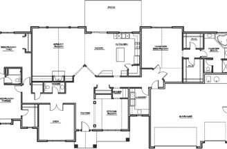 Rambler House Plans