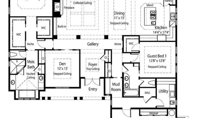 Ranch Home Design Layout Modern Ideas