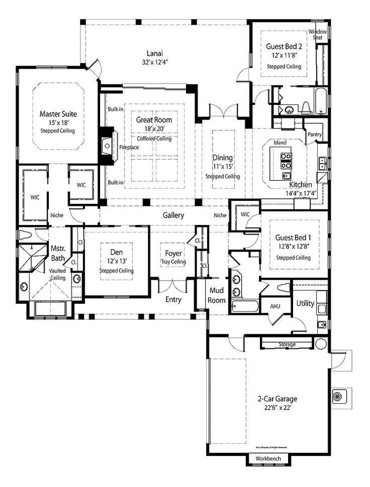 Ranch Home Design Layout Modern Ideas