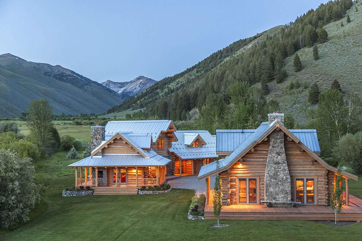 Ranch Home Design