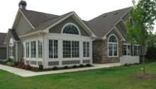 Ranch Homes Interior Exterior Simple