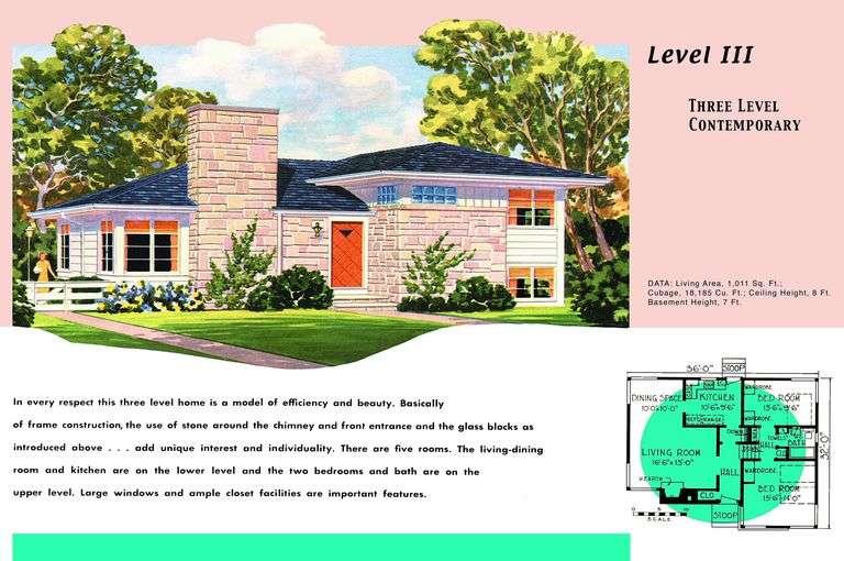 Ranch Homes Plans America
