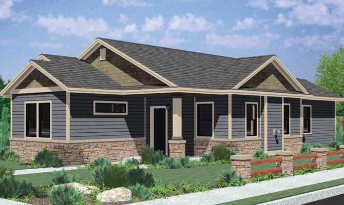 Ranch House Plans American Design Style Home
