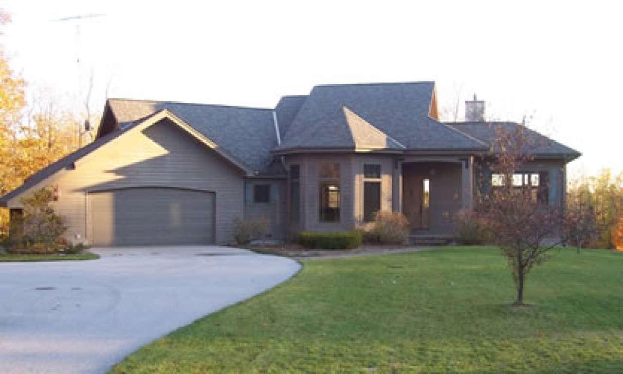 Ranch House Plans Breezeway