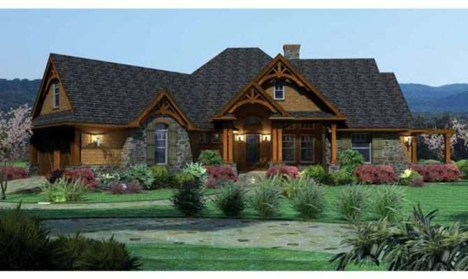 Ranch House Plans Dream Home Source Style