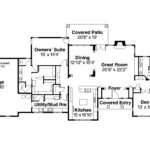 Ranch House Plans Parkdale Associated Designs