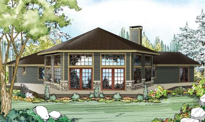 Ranch House Plans Silvercrest Associated Designs