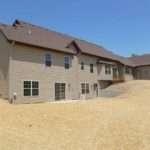 Ranch House Plans Walkout Basement Retaining Walls