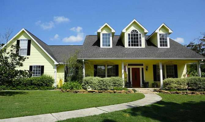 Ranch Style Home Homes Shaped House Plans Also