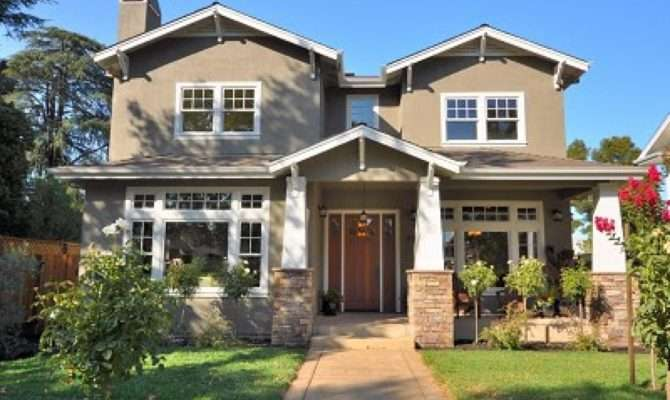 Ranch Style Homes Craftsman House