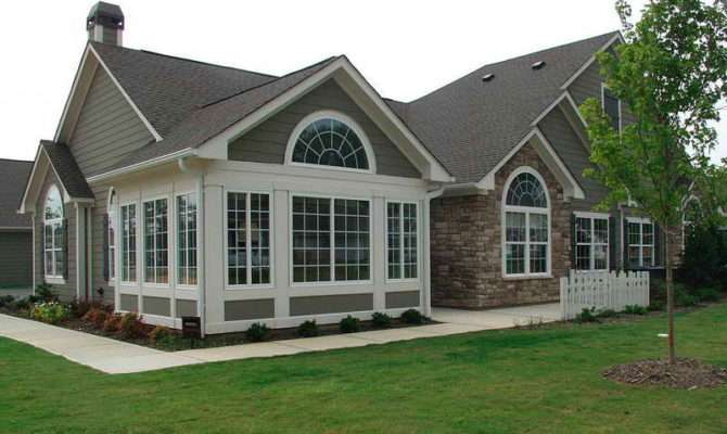 Ranch Style Homes House Home Designs
