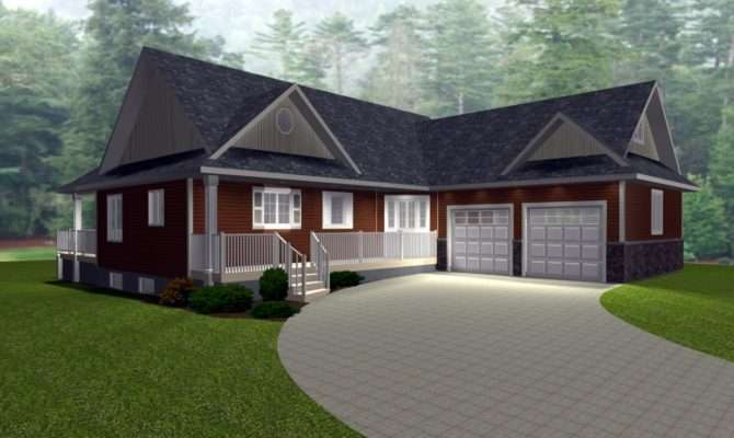 Ranch Style House Plans Basements