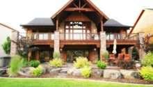 Ranch Style House Plans Walkout Basement
