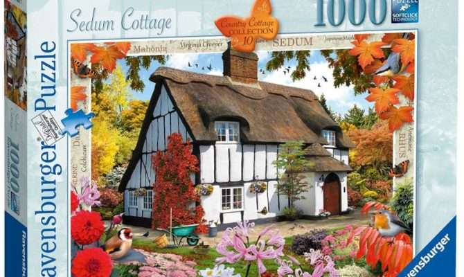Ravensburger Country Cottage Collection Sedum