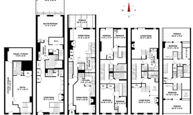 Real Estate Shoe Mogul Steve Madden Lists Townhouse