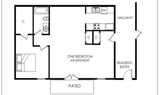 Realty Floorplans Apartment Normal