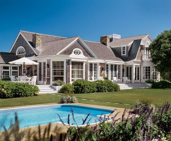 Reckless Bliss Hamptons Shingle Style Homes