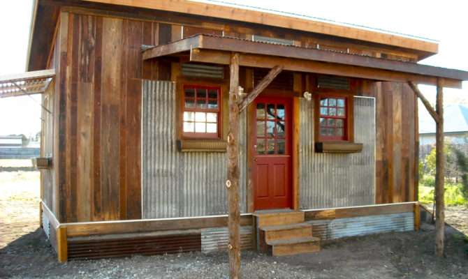 Reclaimed Space Small House Builder Tiny Design