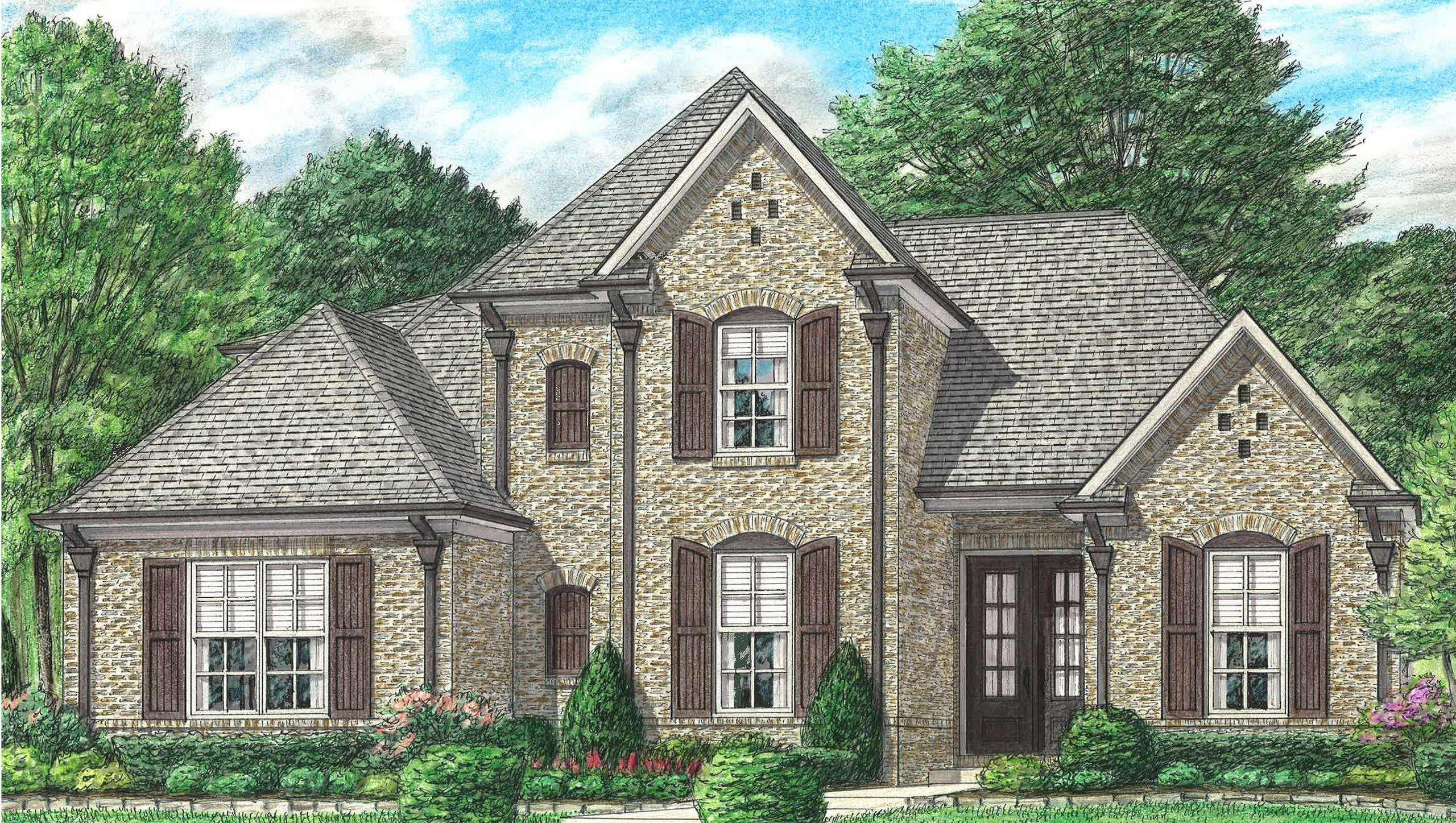 Regency House Plans Cottage
