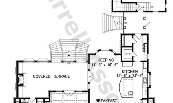 Regency Manor House Plan Plans Garrell