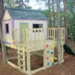 Related Diy Projects Build Playhouse Your Kids Love