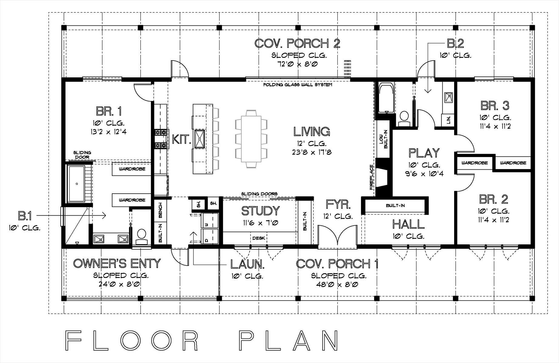 Related House Floor Plan Simple