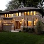 Remarkable Frank Lloyd Wright Prairie Style Homes
