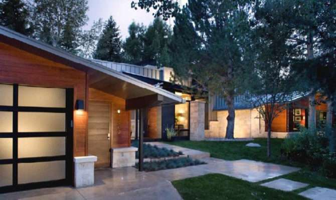 Remodel Ranch House Rowland Broughton Architecture Urban Design
