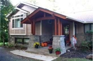 Renovated Split Level House Craftsman Style Yelp