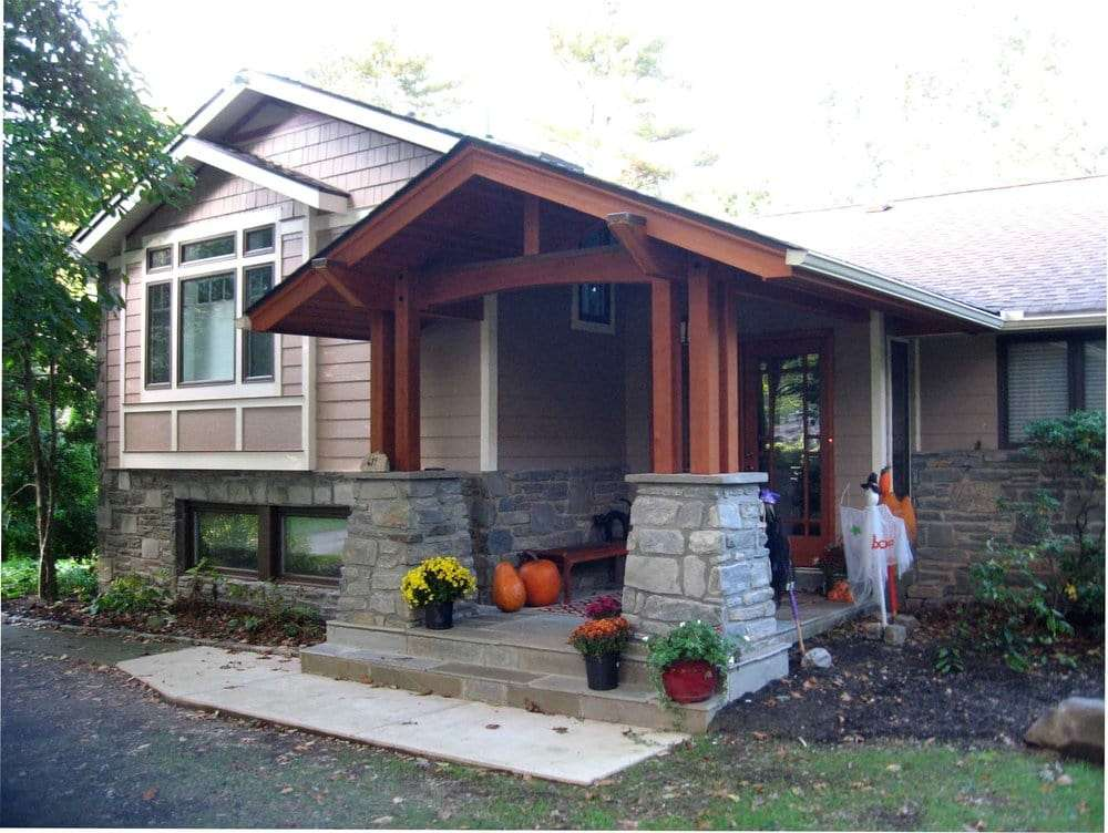 Renovated Split Level House Craftsman Style Yelp