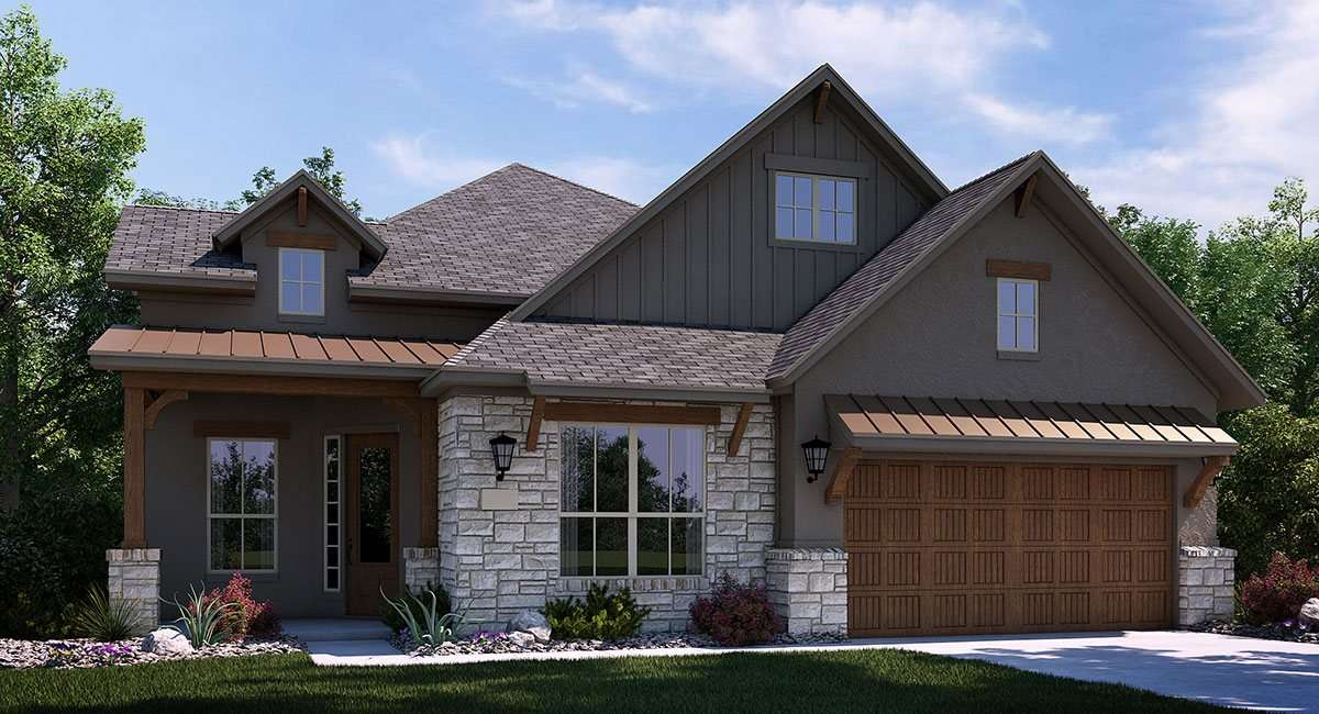 Reserve Hill Country Retreat Village Builders
