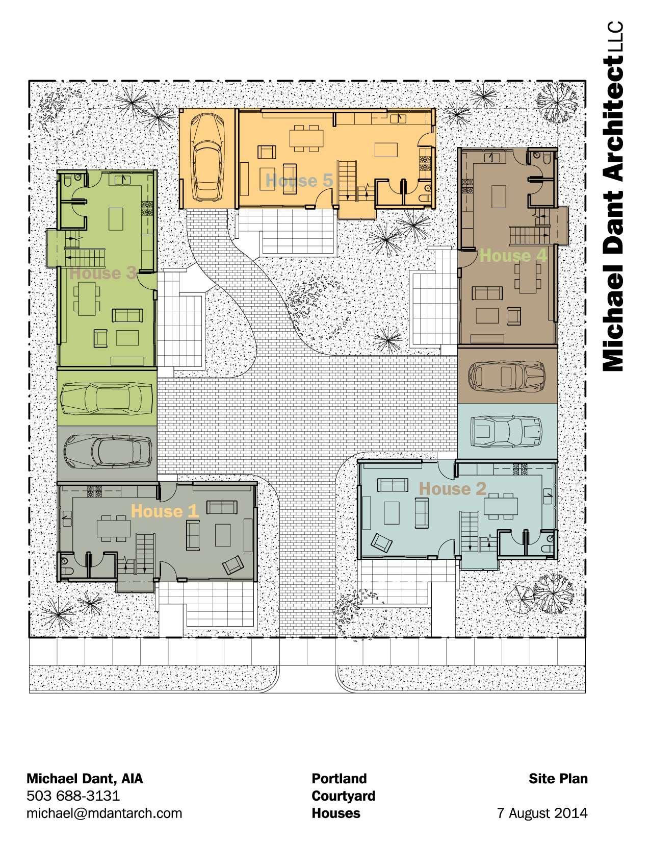 Residence Michael Dant Architect