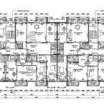 Residential Building Antarain Floor Plans