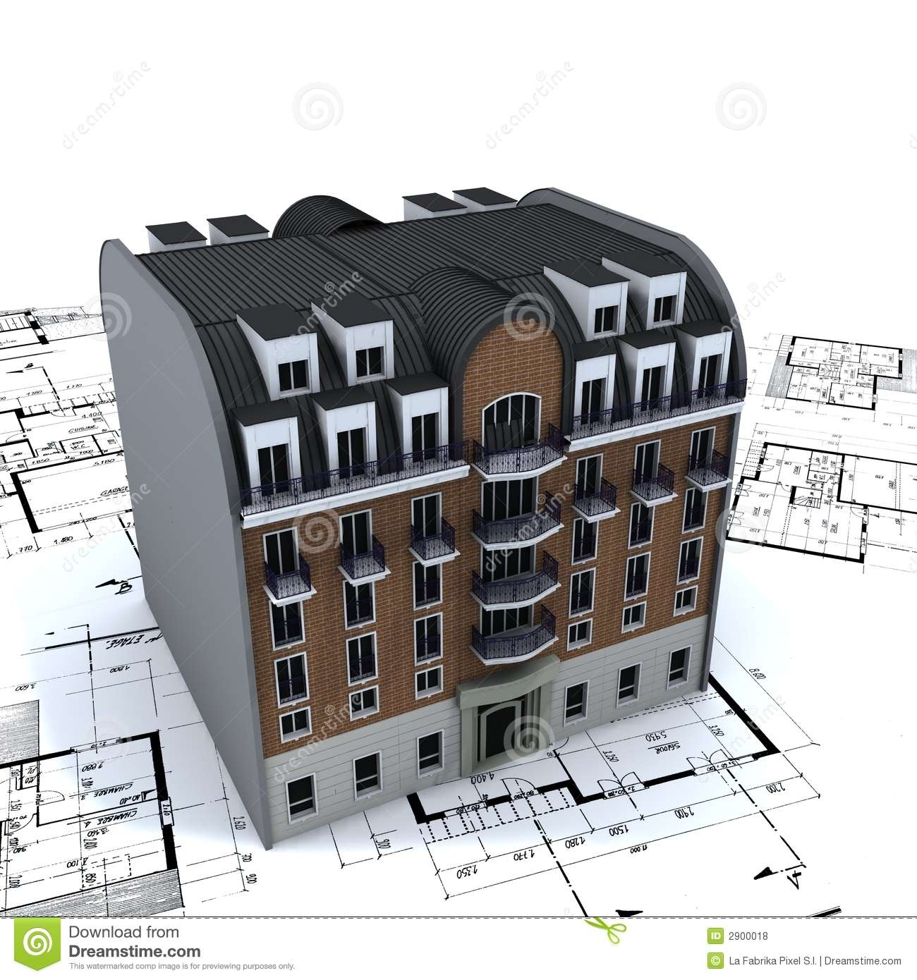 Residential Building Plans Photos