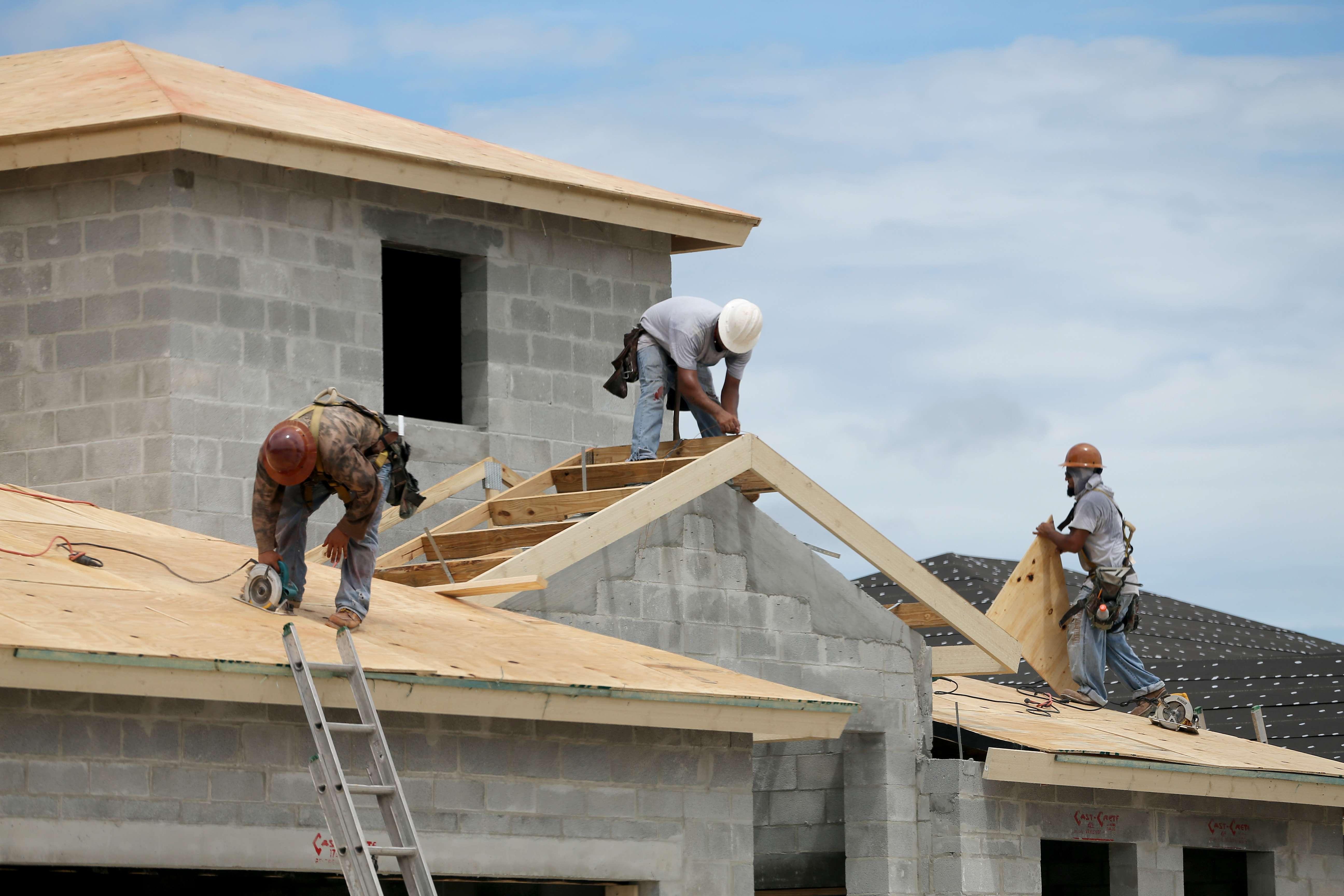 Residential Construction Market Breaking Energy Industry