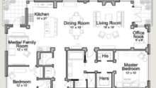 Residential Floor Plan Houses