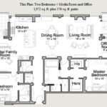 Residential House Plans Floor