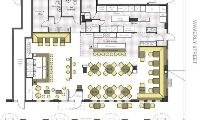 Restaurant Floor Plans Home Design Decor Reviews