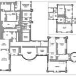 Results Return Floor Plan Ashby Castle Northants England