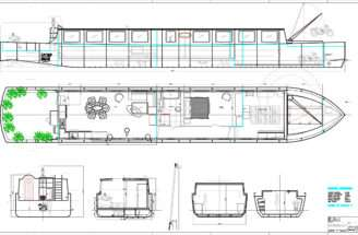 Retirement Houseboat Floating Home Boat Design Forums