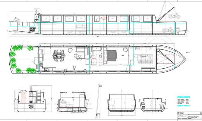 retirement houseboat floating home boat design forums_575355 670x400 7 inspiring retirement house plans small photo architecture,Retirement Home Plans Small