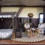 Retrofit Kit Tudor Dollhouse Part Finished Barton