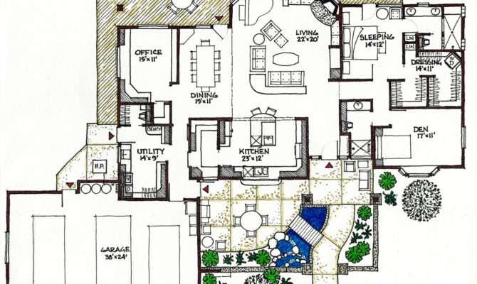 Reverse Floor Plan