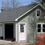 Reverse Gable Garages