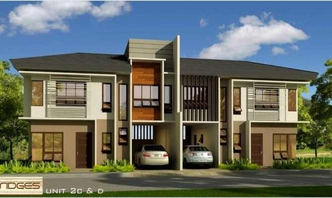 Ridges House Lot Sale Luxury Duplex Banawa