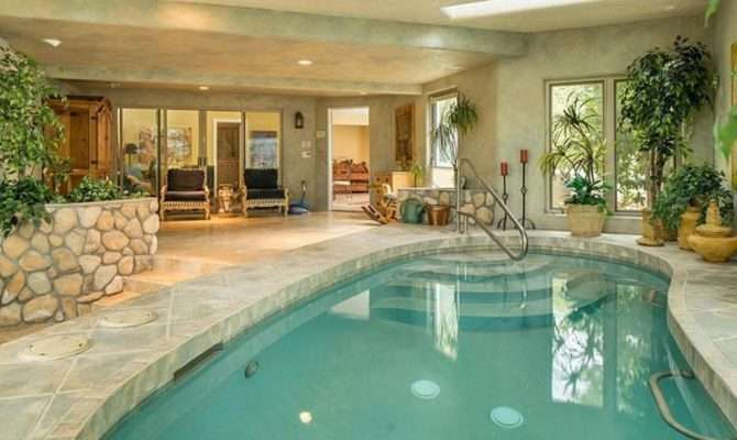 Ridiculous Indoor Pools Market Right Now Curbed