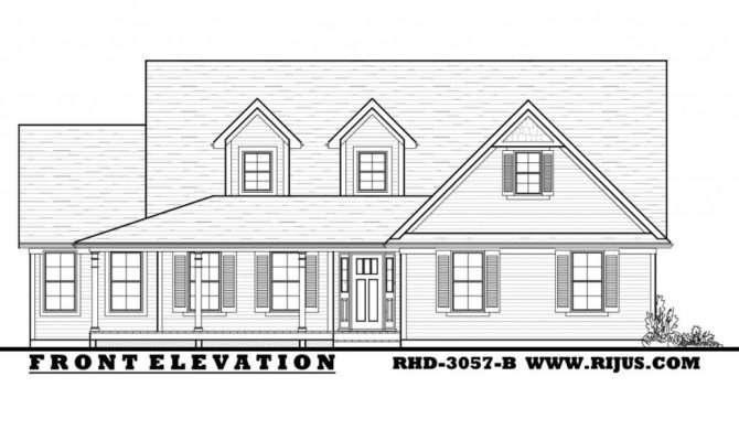 Rijus Home Design Ltd Ontario House Plans Custom