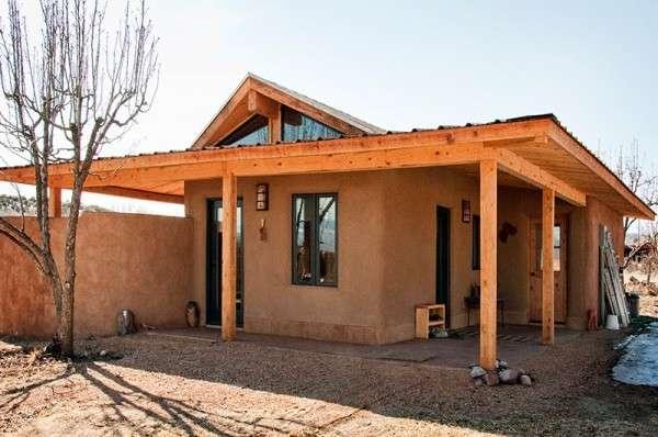Rina Swentzell Adobe House