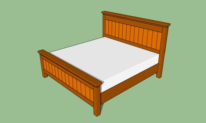 Ripe Here Bed Frame Plans King One Selection Easy