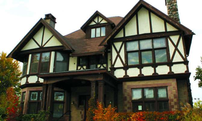 River City Sammon Tudor Revival Style House Makeover Part